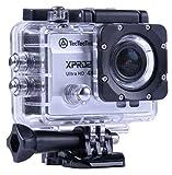 [Neu] TecTecTec XPRO2 4K Ultra HD Sport-Kamera Wifi - Wasserdichte Kamera 16 Mp - Silver