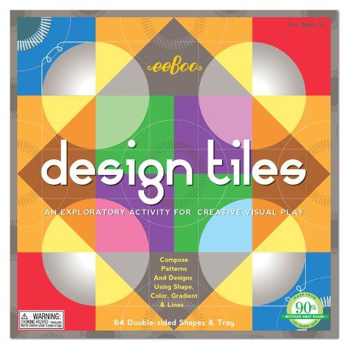 Design Tiles an Exploratory Activity for Creative Visual Play