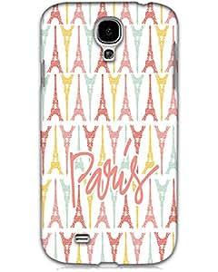 MobileGabbar Samsung Galaxy S4 Back Cover Printed Designer Hard Case