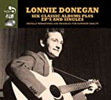 6 Classic Albums Plus Bonus EPs And Singles [Audio CD] Lonnie Donegan Lonnie Donegan