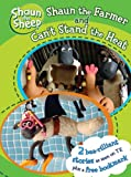 Shaun the Farmer: AND Can't Stand the Heat: 2 baa-rilliant stories as seen on TV, plus a free bookmark (Shaun the Sheep)