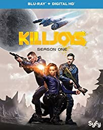 Killjoys: Season 1 [Blu-ray]