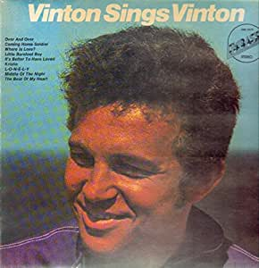Bobby Vinton Bobby Vinton Sings For Lonely Nights