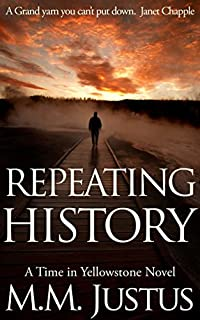 Repeating History by M.M. Justus ebook deal