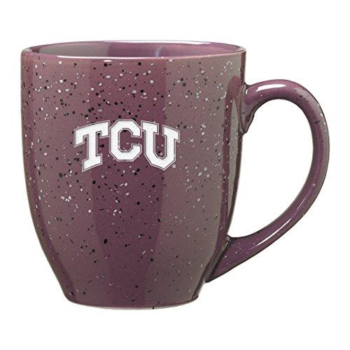 Texas Christian University - 16-Ounce Ceramic Coffee Mug - Purple