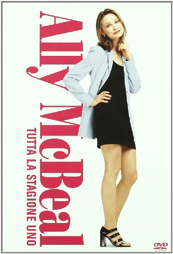 Ally McBeal – Stagione 01 (6 Dvd)