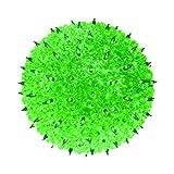 Bethlehem Lighting Indoor/Outdoor Christmas Standard Star Sphere 100 , Green
