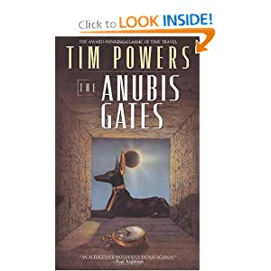 The Anubis Gates (Ace Science Fiction) by Tim Powers