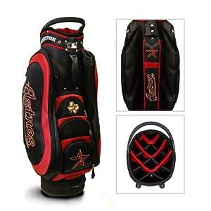 Houston Astros MLB Medalist Golf Cart Bag - Team Golf by Team Golf