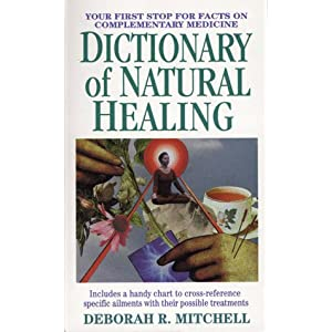 Natural Healing Dictionary | RM.