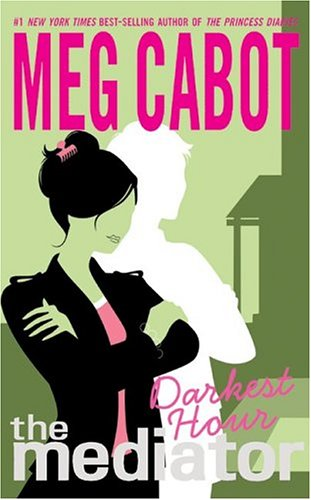 Cover of Darkest Hour (The Mediator #4)
