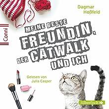 Meine beste Freundin, der Catwalk und ich (Conni 15, 3) Hörbuch von Dagmar Hoßfeld Gesprochen von: Julia Casper