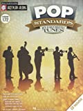 Jazz Play-Along Vol.172 Pop Standards 10 favorite tunes + Cd