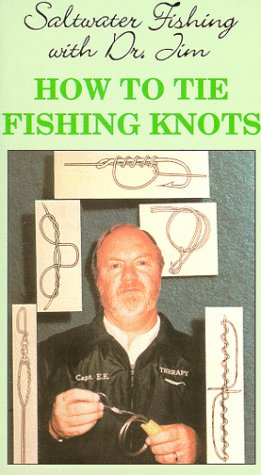 How to Tie Fishing Knots [VHS]