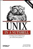 Unix in a Nutshell: System V Edition, 3rd Edition (In a Nutshell (O'Reilly)) (1565924274) by Robbins, Arnold