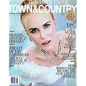 TOWN & COUNTRY 表紙画像