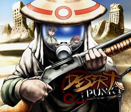 Desert Punk Season 1