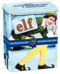Elf Ultimate Collectors Edition Blu-ray from New Line Home Video