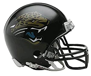 NFL Jacksonville Jaguars Replica Mini Football Helmet by Riddell