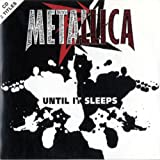 Until it sleeps 2-track CARD SLEEVE CDsingle