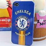 iPhone4/4S ケース Football Club Design Case【Chelsea(チェルシー)】