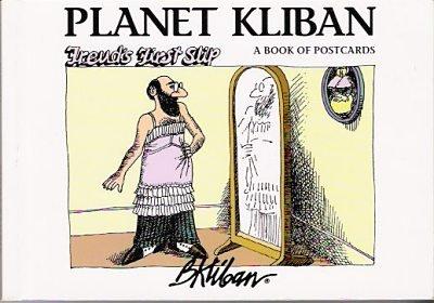 Planet Kliban (Postcard Books), Kliban
