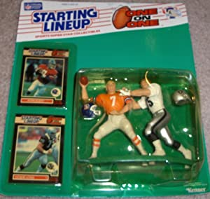 One on One John Elway and Howie Long Starting Lineup