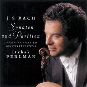 Sonatas and Partitas, Partita No. 1 in B Minor, BWV 1002: Double (Presto)