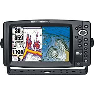 Humminbird 409160-1 959ci HD GPS Sonar Combo Fishfinder by Humminbird