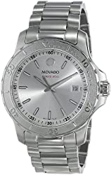 Movado Men's 2600116 Series 800 Performance Stainless Steel Watch