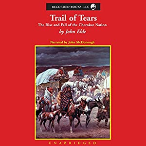 Trail of Tears Audiobook