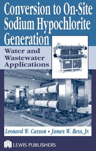 Conversion to On-Site Sodium Hypochlorite Generation: Water and Wastewater Applications