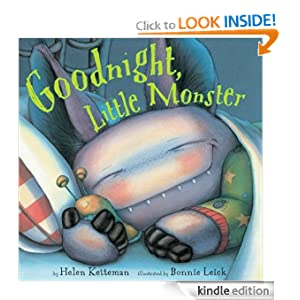 Kindle Book Bargains: Goodnight, Little Monster, by Bonnie Leick (Author, Illustrator), Helen Ketteman (Author). Publisher: Amazon Children's Publishing (April 13, 2012)