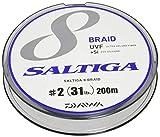 ダイワ(Daiwa) ライン UVF ソルティガセンサー 8ブレイド+si 0.8-200