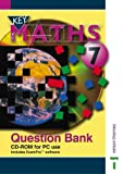 img - for Key Maths: Question Bank CD-ROM Year 7 book / textbook / text book