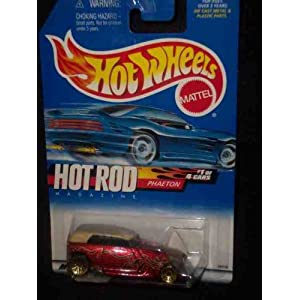 Hot Rod Magazine Series 1 Phaeton 2000-5 Collectible Collector Car Mattel Hot Wheels