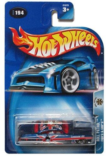 Hot Wheels 2003 Roll Patrol Fish'd & Chip'd BLUE 194 - 1
