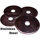 "Stainless Steel Fender Washers 3/16"" x 1-1/4"" (25 pcs)"