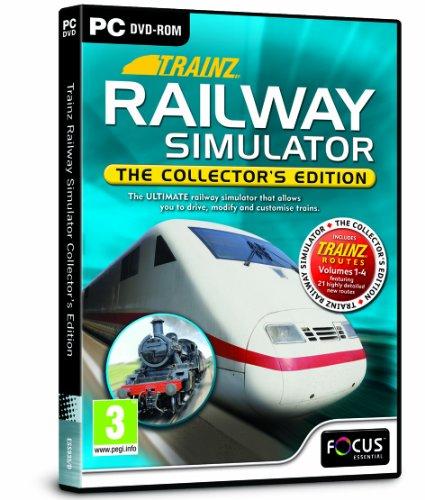 Trainz Railway Simulator - Collector's Edition (DVD-ROM)