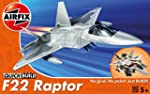 Airfix Quick Build F22 Raptor Aircraf...