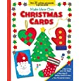 Make Your Own Christmas Cards with Sticker and Other by Debra Starnella and Shirley Beckes