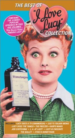 I Love Lucy-Best of..3pk