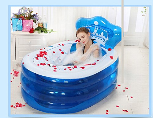 Baby Inflatable Bath Tub