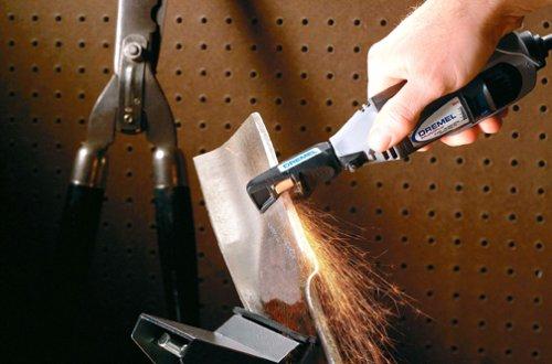 Dremel Knife Sharpening