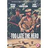 Too Late The Hero [Import anglais]par Cliff Robertson
