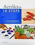 Sidaway Ian Acrylics in 10 Steps
