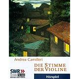 """Die Stimme der Violine, 2 Cassettenvon """"Andrea Camilleri"""""""
