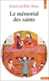 Le memorial des saints (Points) (French Edition) (2020044684) by Attar, Farid al-Din