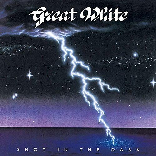 Original album cover of Shot in the Dark by GREAT WHITE