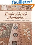 Embroidered Memories: 375 Embroidery...